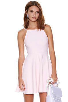 Keepsake Restless Heart Light Pink Dress - Heart- Pink dress and ...