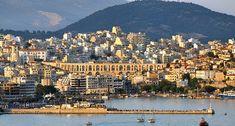 İstikamet Kavala Best Cities, San Francisco Skyline, Paris Skyline, Greece, Dolores Park, City, Travel, Greece Country, Viajes