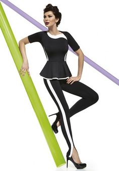 The Swiss leader in making exclusive fashion and beauty brands affordable to all Leggings, Tights, Paris Mode, Trends, Spandex, European Fashion, Stockings, Sporty, Sexy