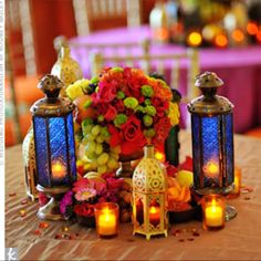 Moroccan Themed Table Setting Designing And Creativity In Progress 3 Envied Weddings Events Www Enviedweddingsandevents