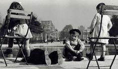 Canal~Art  « Les enfants des Tuileries » Cliché du photographe Herbert List