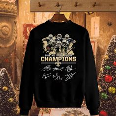 New Orleans Saints player 2018 NFC South division champions shirt 71aa100d1