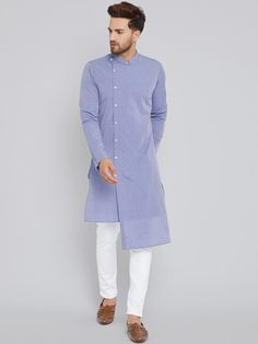Indian Mens Kurta Trail Cut Tunic Casual Loose Fit Shirt Grey Color Plus Size You are in the right place about Plus Size Outfits fiesta Here we offer you the most beaut Shirts & Tops, Loose Shirts, Short Shirts, Mens Kurta Designs, Indian Men Fashion, Mens Fashion, Fashion Suits, Style Fashion, Loose Fit