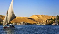 4 Days Movenpick Royal Lotus Nile Cruise From Luxor #Nile #Egypt