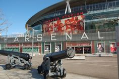 """Emirates Stadium: Arsenal Football club, North London. """"The Gunners!"""" I've been a supporter since the 1980's. <3 Henry14 - Living Legend. The Invincible's 2003/2004 ~ L"""