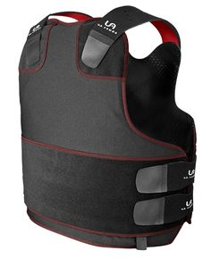U.S. Armor | Enforcer XP (Back) | Custom Fit Body Armor | You'll Wear It! | www.usarmor.com