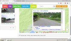 Peta Aset Jalan Nasional