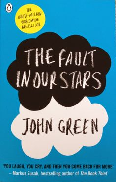 Polkadot's Book Blog: The Fault in Our Stars Epic book! Sooo good but so sad! Could not put it down!