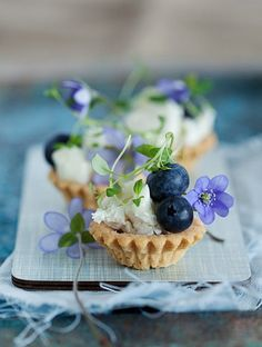 Emozioni Disordinate,  tiny spring tarts