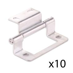 Double Cranked Hinge 10 Pcs Home Cabinet Cupboard Wardrobe Door Caravan Boat Fix for sale online Cupboard Wardrobe, Wardrobe Doors, Caravan, Boat, Good Things, Make It Yourself, Cabinet, How To Make, Beautiful