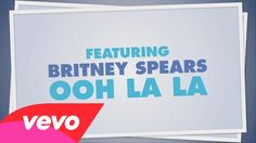 Britney Spears - Ooh La La (From The Smurfs 2) [lyric]