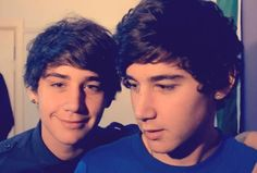 cutest twins ever, Jai and Luke Brooks