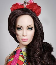 Sybarites Rebel Princess Generation X Collection: Peonie by Superdoll Collectables