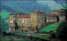 Palacio de Peñalba, Pola de Allande, Principado de Asturias.