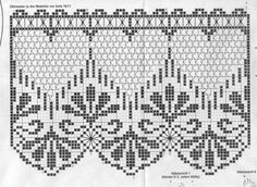 ru / Фото - Just Cross Stitch Halloween 2014 - tymannost Filet Crochet, Crochet Diagram, Crochet Chart, Just Cross Stitch, Cross Stitch Fabric, Cross Stitch Patterns, Crochet Curtains, Crochet Doilies, Crochet Designs