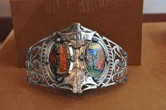 Louis Comfort Tiffany Jewelry Scrab | weak in the presence of beauty....