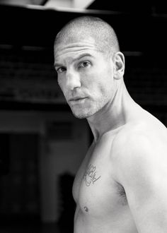 Jon Bernthal..too bad you turned psycho, got killed, turned into a zombie and got shot in the head. I really liked you before that!