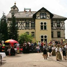 Hotel Goldene Höhe in Waldheim Sachsen