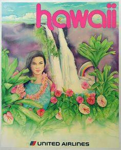 Hawaii - United, 1970s