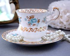 Other Asian Antiques Japanese Bone China Saucer Pleasant To The Palate Antiques