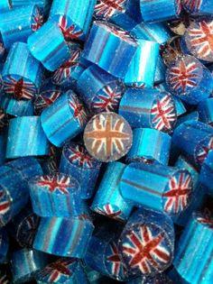 union jack candy