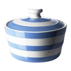 Butter dish, 14cm - Cornishware® – Classic British Kitchenware by T.G. Green