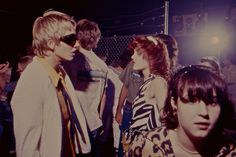 Punk and new wave fans at Spit in Houston, photo by Ben DeSoto1980 via