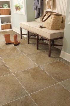 Kitchen Floor Tile Samples kitchen vinyl effect flooring tiles & planks - karndean