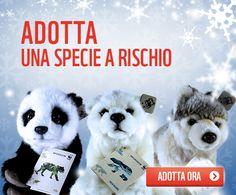 Natale è tempo di regali…solidali - WWF