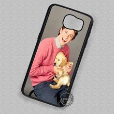 Pink Sweater Niall Horan with a Puppy One Direction - Samsung Galaxy S7 S6 S5 Note 7 Cases & Covers