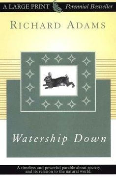 an overview of richard adams book watership down Buy watership down from dymocks online bookstore find latest reader reviews and much more at dymocks.