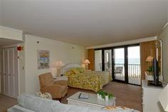 Beachside Two 4247 -5th floor Studio with King bed and sleeper sofa #beachfront #rental #sandestin #myvacationhaven