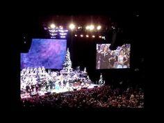 Andre Rieu's Christmas Concert in Birmingham December 2012