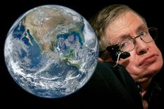 When he wasn't solving the mysteries of black holes and revolutionizing theoretical physics, Stephen Hawking spoke (a lot) about how the world would. Doomsday Predictions, Theoretical Physics, Online College, Our Solar System, New York Post, Stephen Hawking, End Of The World, Best Dad, Climate Change