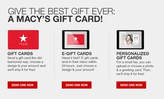 20 Best Gift Card Images In 2017