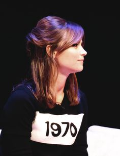 farewell-raggedy-man:  Jenna Coleman - Q&A session after the premiere of Deep Breath (August 7, 2014)