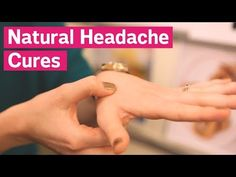 3 Natural Headache Cures That Really Work!