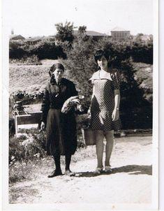 Tia e sobriña (29 de Junio de 1972)