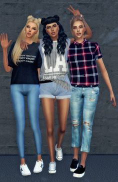 The Sims LookBook