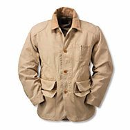 Pike Brothers 1942 Duck Canvas Hunting Jacket | Outerwear