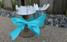 picnic cutlery holder
