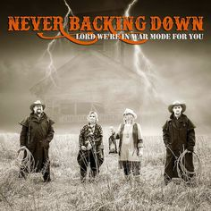 """Never Backing Down Band - """"Time To Change In Jesus Name""""   NLD SOLUTIONS & RADIO NETWORK"""