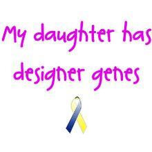 My 21st Chromosome Blessing