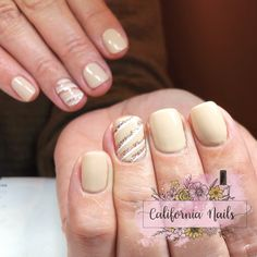 CND Shellac Nails in the color Unearthed on Natural Nails #cndshellac #cnd #shellac #shellacnails #nudenails #naturalnails #shortnails #nails #nailsofinstagram #nailart #manicure #winter #winternails Shellac Nails, Nude Nails, Manicure, California Nails, Winter Nails, Short Nails, Natural Nails, Nailart, Color