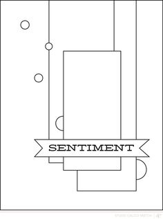 card sketch comes from Dana Fleckenstein's gallery