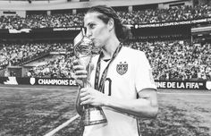 Congrats to @carlilloyd on winning the FIFA Women's Player of the Year award for the second consecutive year great accomplishment!      #footyscout #football #soccer #footy #goals #training #instalike #player #ultras  #footballer #blogger #exercise #love #game #futbol #club #sports #cup #soccerteam #instagood #blog #winning #women #uswnt #carlilloyd #fifa #fifaplayers #cr7 #usa