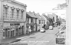 Basingstoke, London Street c.1960, from Francis Frith