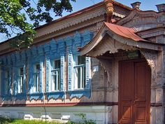 russian village Archives - Page 3 of 3 - English Russia Old Houses, Wooden Houses, Old Buildings, Soviet Union, Building Materials, Interior Styling, Restoration, Architecture, World