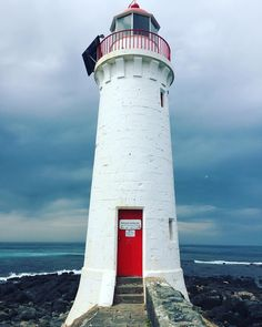 Port fairy light house  #portfairy #lighthouse #beach #day by ashleigh1920 http://ift.tt/1UokfWI