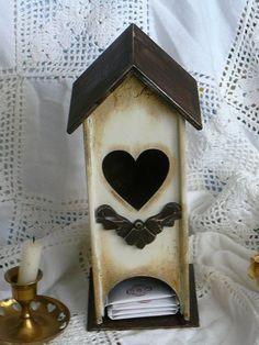 Úžitkový textil - domček na čaj - 3370226 Ale, Bird, Outdoor Decor, House, Home Decor, Decoration Home, Home, Room Decor, Ale Beer